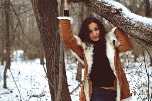 The Beauty Of Winter, Winter, Sheepskin