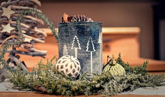 Christmas, Decoration, Festive, Beautiful, Decorative