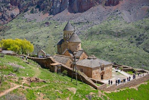 Noravank, Armenia, Religious, Monastery, Christianity