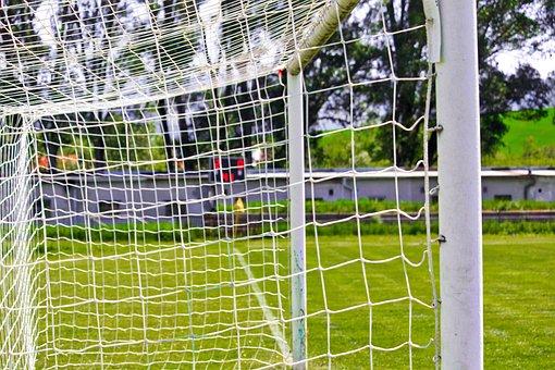 Football, Gateway, Football Gate, Football Playground