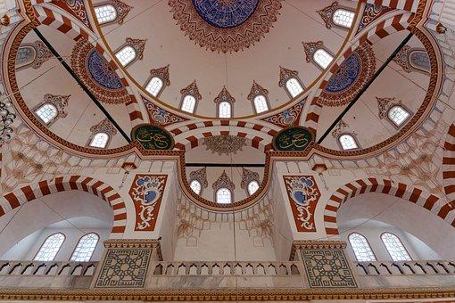 şehzade, Istanbul, Mosque, Islam, Architecture, Sinan