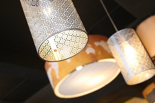 Lamp, Lights, Lighting, Light, Lamps, Decorative