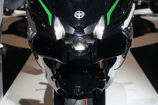 Light, Motorcycle, Wheel, Strong, Motor, Speed