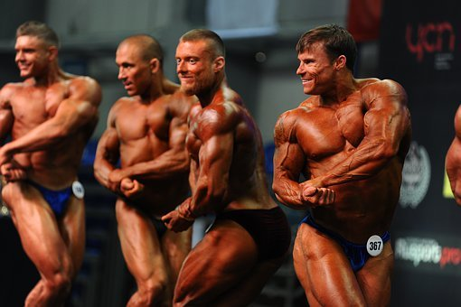 Body-building, Fitness, Sports, Athlete, Implementation