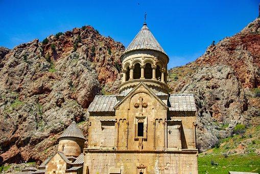 Noravank, Armenia, Yerevan, Summer, Monastery