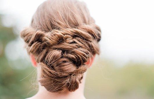Wedding, Weddings, Bridal Hair, Bridal Hairstyle, Bride