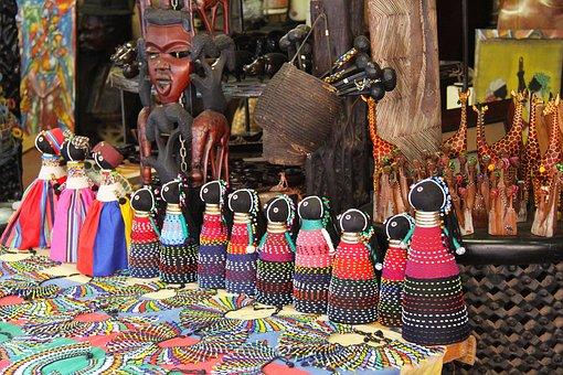 Arts, Crafts, Interesting, Village, Cultural, African