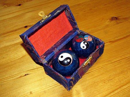 Baoding, Balls, Chinese, Health, Meditation, Exercise