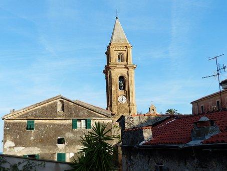 Church, Steeple, Bell Tower
