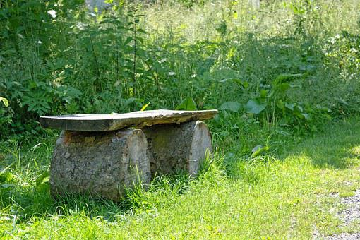 Seat, Wooden Bench, Nature, Bank, Bench, Wood, Click