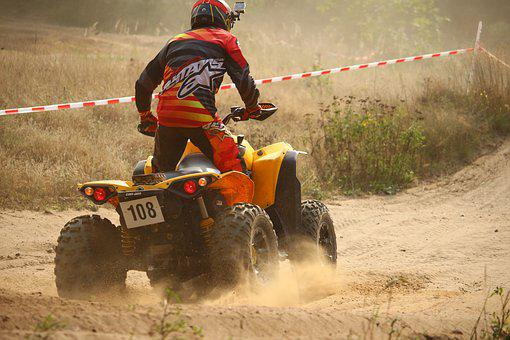 Cross, Enduro, Quad, Atv, Motorsport, Motorcycle