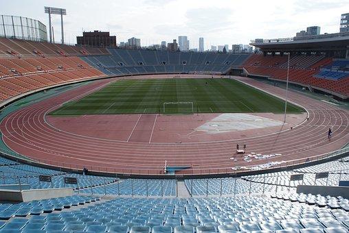 Stadium, Football, Football Stadium, Olympic Stadium