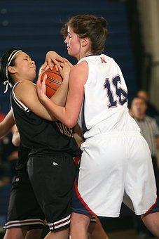 Basketball, Girls, Game, Sport, Ball, Active, Female