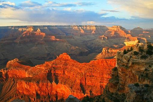 Grand Canyon, Usa, National Park, Arizona, Canyon