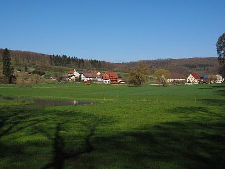 Unterwilzingen, Community, Village, District, Homes