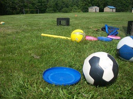Soccer, Kick Ball, Game, Games, Frisbee, Football