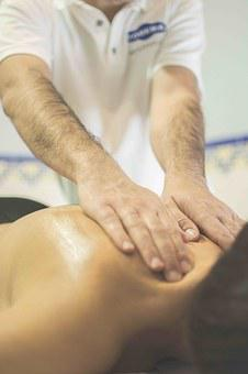 Massage, Masoterapia, Physiotherapy, Hands, Back