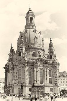 Frauenkirche, Dresden, Places Of Interest, Old Town