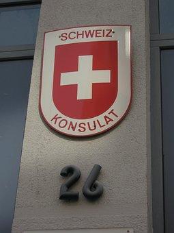 Shield, Coat Of Arms, Consulate, Representation