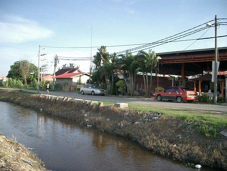 Countryside, Small Town, Village, Sekechan Village