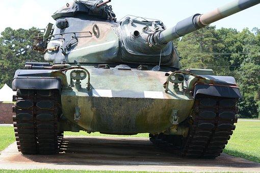 Tank, Weapon, Gun, Armor, Marines, Army, Machine