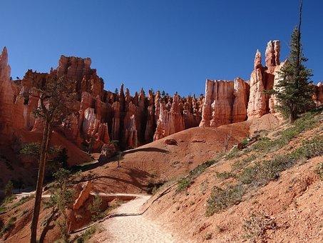 Bryce Canyon, Usa, Utah, Bryce Canyon National Park
