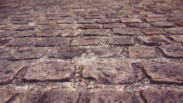 Road, Door, Stone, Way, Going, Walk, City, Street