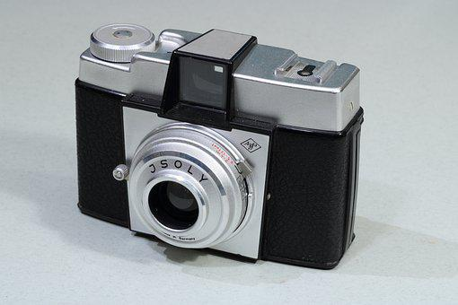 Agfa, Isoly, Camera, Sixties, Roll, Film 120, Classic