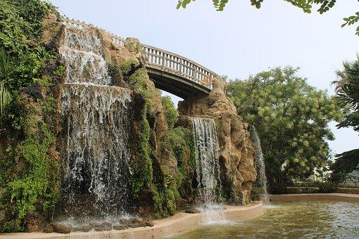 Park Genoves, Cadiz, Natural Environment, Park, Nature