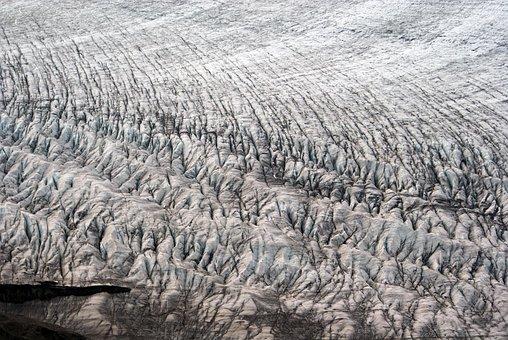 Iceland, Glacier, Nature, Detail