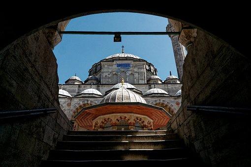 Istanbul, Mosque, Sokollu, Mehmet Pasha, Camii