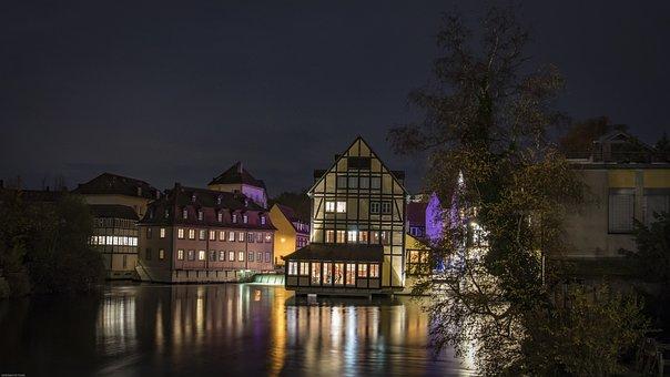 Bamberg, Historically, Historic Center, Truss