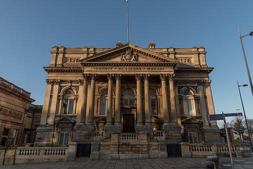 County Sessions House, Liverpool, Urban, Architecture