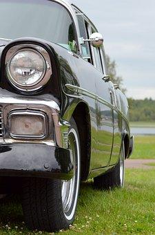 Chevrolet, Car, Classic, Retro, Chevy