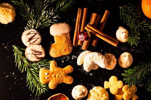 Christmas, Cookies, Advent, Cookie, Bake