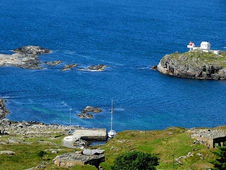 Norway, Stavanger, Fjoloy, Water, Scandinavia, Sea
