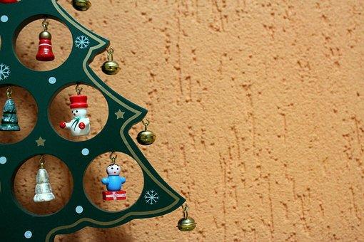 Christmas Tree, Snowman, Christmas, Parties