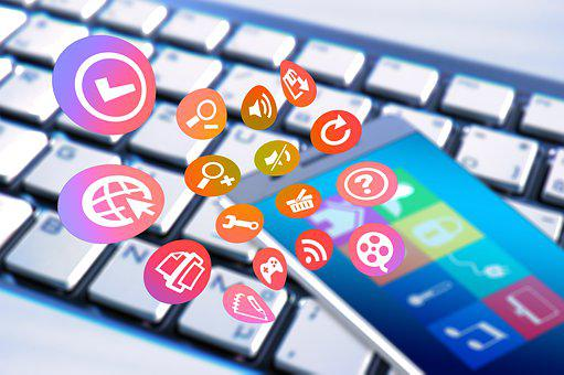 Keyboard, Smartphone, Smart Home, House, Technology