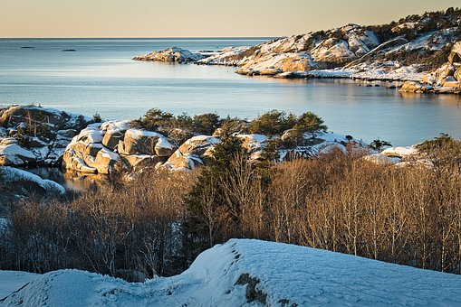 Sea, Nature, Relaxation, The Coast, Blue, Landscape