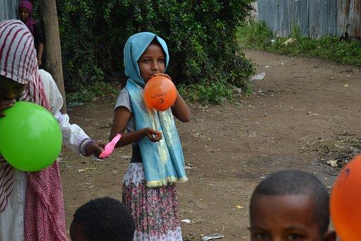 Child, Africa, Baloch, Travel, Ethiopia, Candy, Love