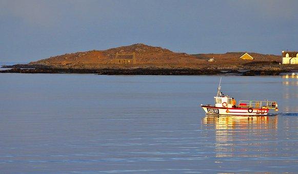 Fishing Boat, Scotland, Boat, Sea, Fishing, Coast