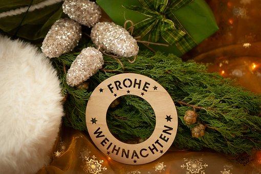 Christmas, Decoration, December, Decorative