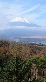 Mt, Fuji, Mt Fuji, It From The Ridge