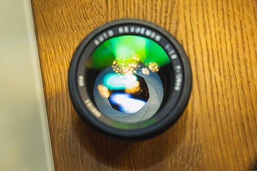 Lens, Optic, Camera, Photography, Photographer, Optical
