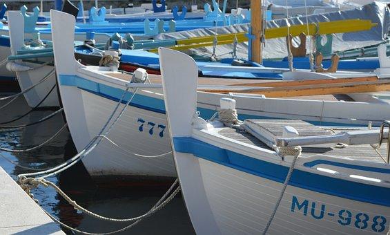 Sea, Dalmatia, Old, Rustical, Croatia, Boat, Vacations