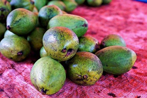Avocado, Eat, Market, Green, Vegan, Fresh, Nutrition