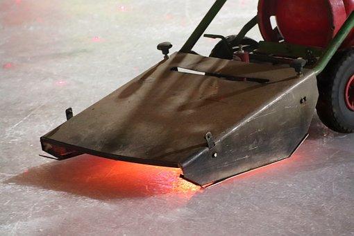 Burner, Eisbrenner, Eisaufbereitung, Ice Rink