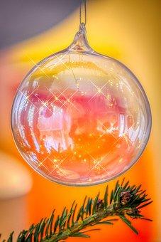 Christmas Bauble, Christmas, Decoration