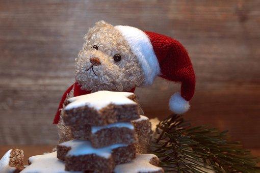 Christmas, Christmas Motif, Christmas Cookies