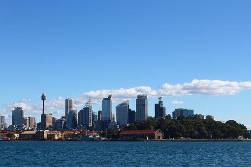 Sydney, Australia, City, Landmark, Skyline, Travel